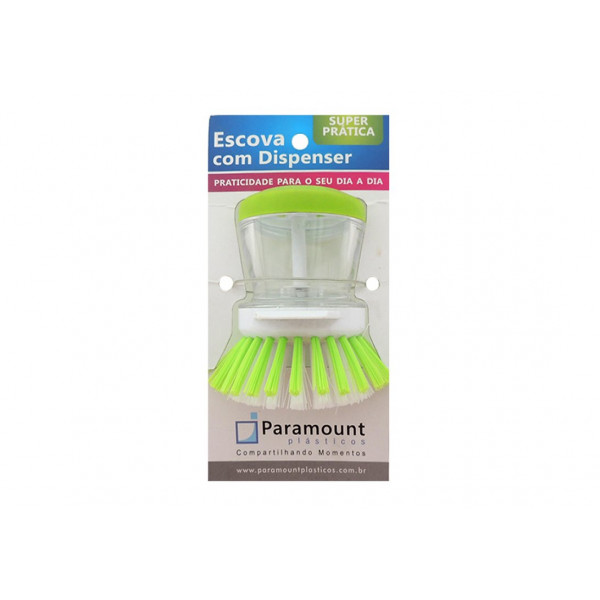 Escova com Dispenser - Ref. 602