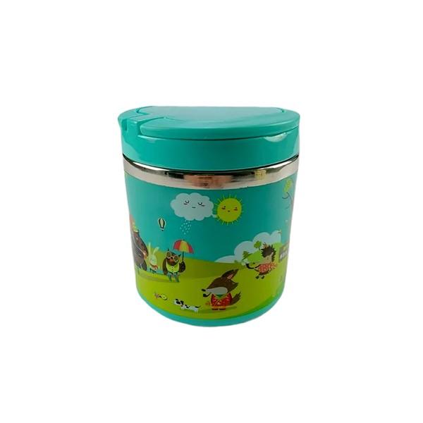 Marmita Térmica Hermética Infantil - Ref. CLA16019
