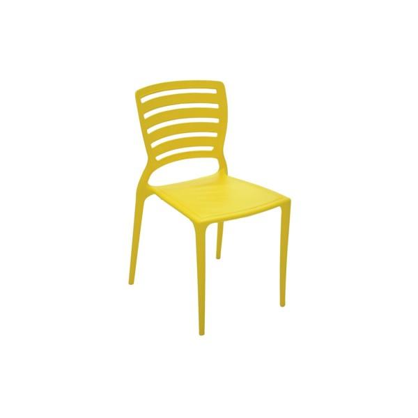 Cadeira Sofia Encosto Vazado - 37000