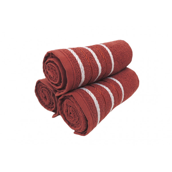 Toalha de Rosto Linha Charme Plus - Ref. 1020502