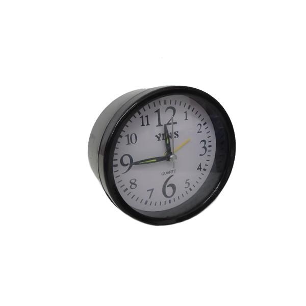 Relógio de Mesa Despertador Redondo Sortido - Ref. SD809