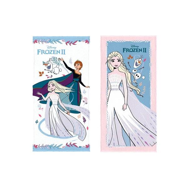 Toalha de Banho da Frozen - Ref. 6124888/6162588