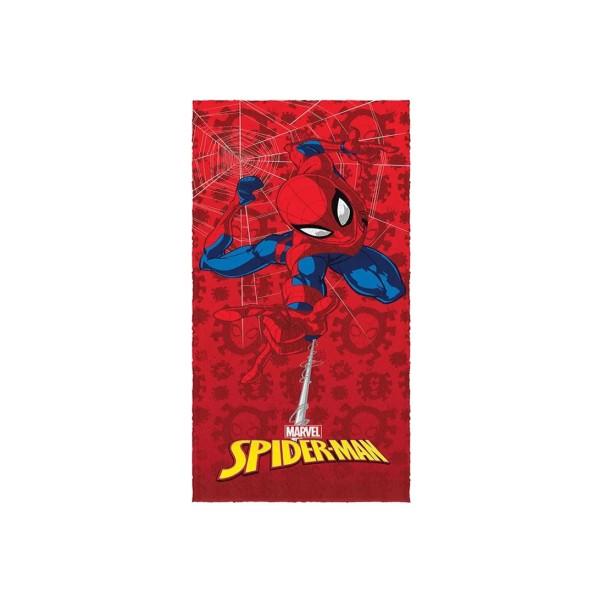 Toalha de Banho Felpuda Spider Man - Ref. 6148288