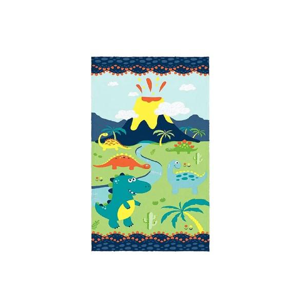 Toalha de Banho Pré-História - Ref. 8301