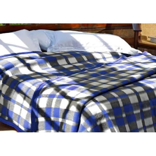 Cobertor Casal Boa Noite Guaratinguetá