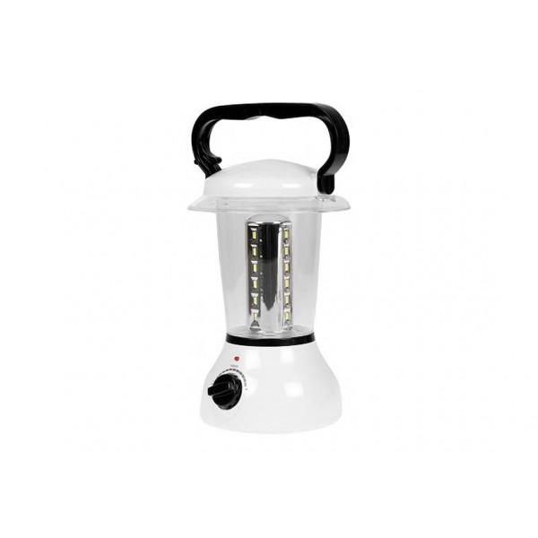 Lanterna Lampião 24 leds Recarregável - Ref: LED7037