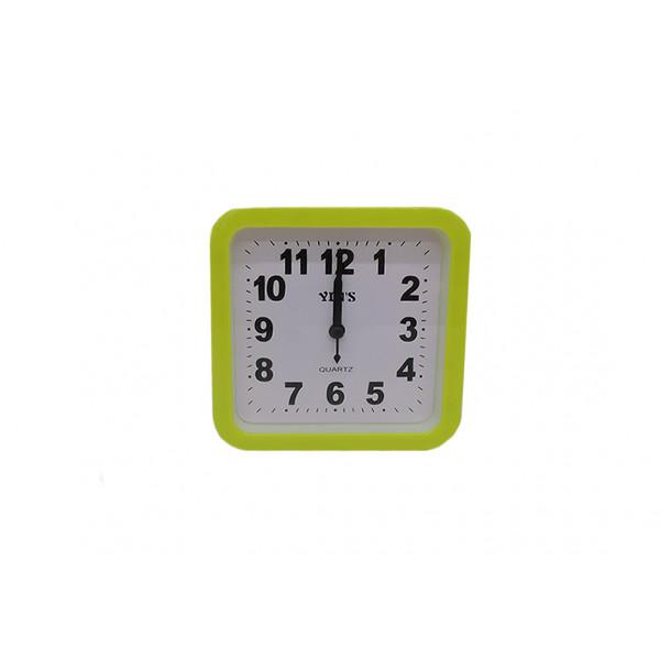 Relógio de Mesa com Despertador Quadrado - Ref. SD2011