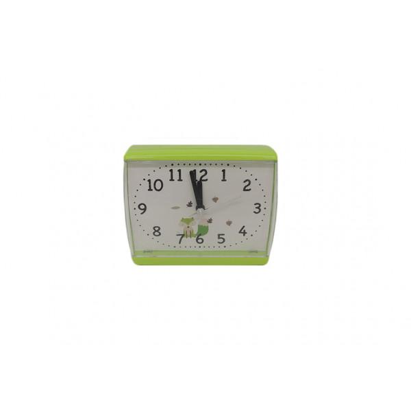 Relógio de Mesa com Despertador Retângular - Ref. SD2255