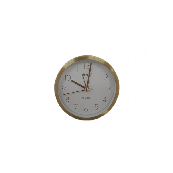 Relógio de Parede e Mesa Redondo - Ref. EG7703