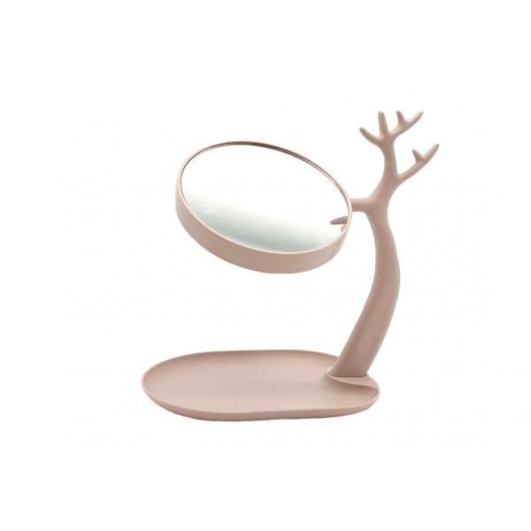 Espelho com Moldura de Plástico  - Ref. 96211