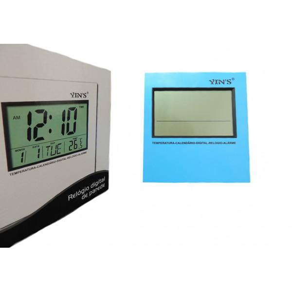 Relógio de Mesa e Parede Digital - Ref.  YS1805C