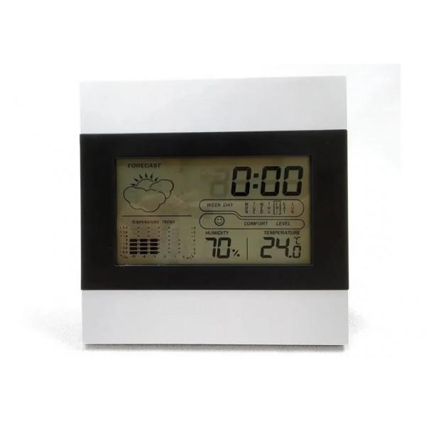 Relógio de Mesa Digital Despertador - Ref. YN17627W