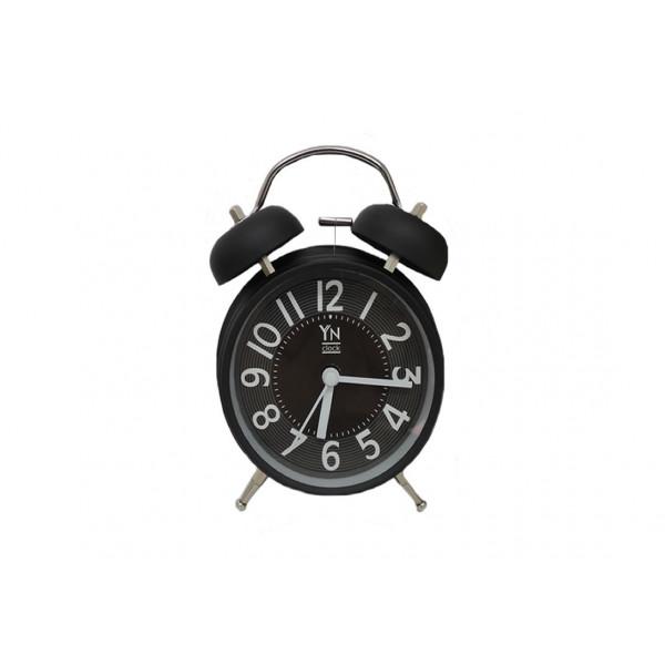 Relógio de Mesa Despertador Redondo Sortido - Ref. SD6040