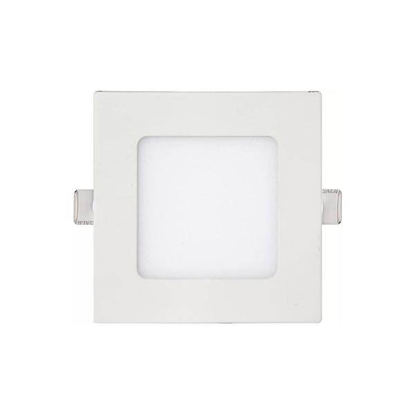 Luminária Led Quadrado Slim - Ref. 10414