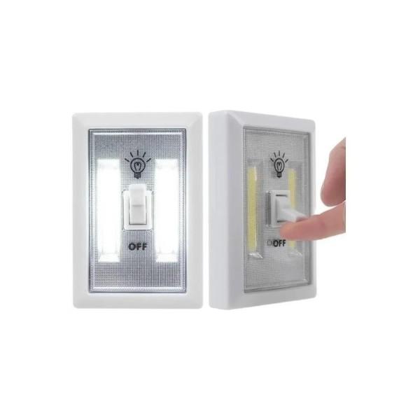 Luminária Interruptor com 2 Cob - Ref. ALL51121