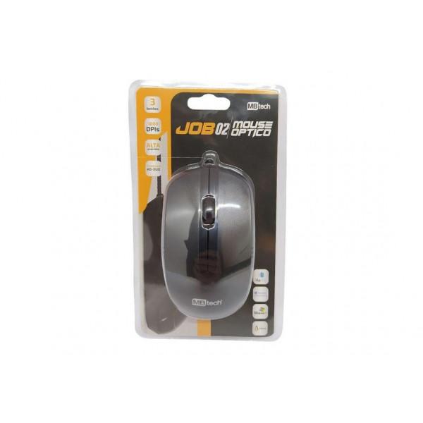 Mouse Óptico com Fio Ref. MB54143