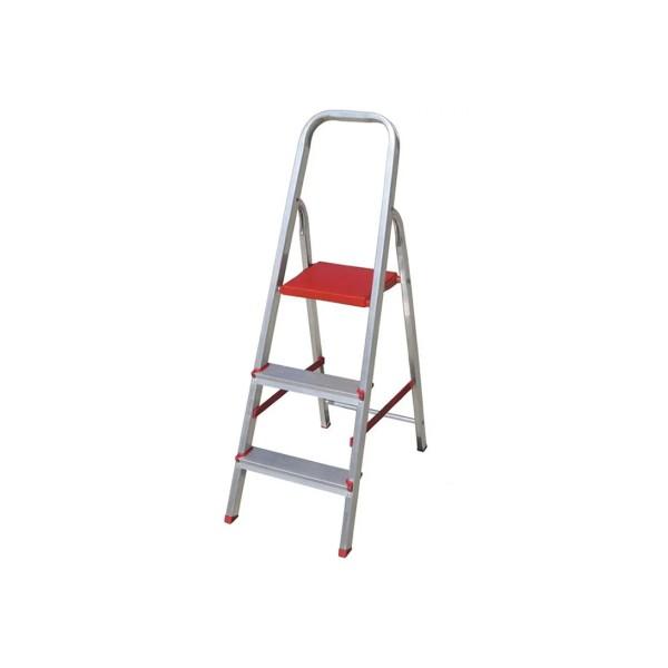 Escada em Alumínio com 3 Degraus - Ref. 062