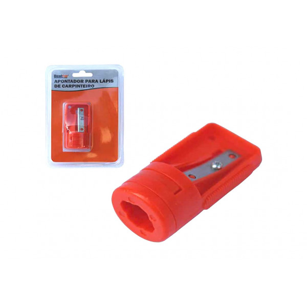 Apontador de Lápis de Carpinteiro - Ref. BFH2233