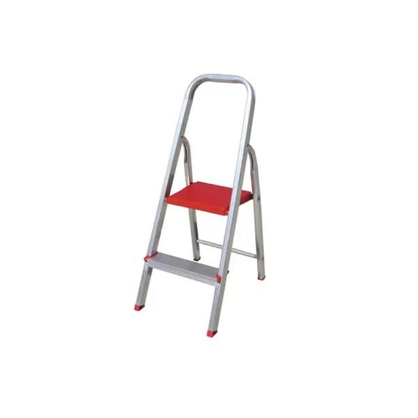Escada Doméstica em Alumínio com 2 Degraus - Ref. ESC0072