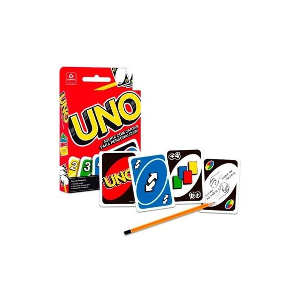 Jogo Cartonado Uno - Ref. 98190
