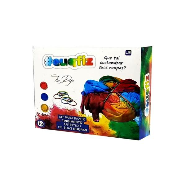 #EUQFIZ Tie Dye - Kit Tie Dye - BRI 0135
