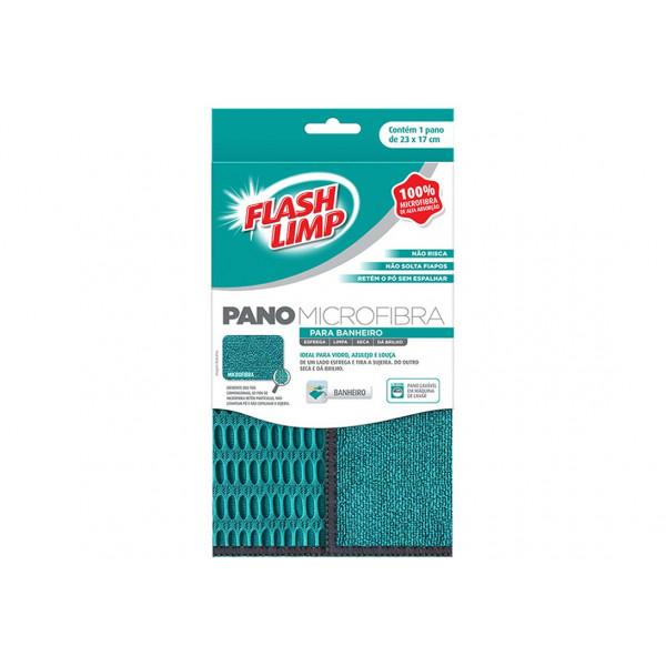 Pano Microfibra para Banheiro - Ref. FLP6711