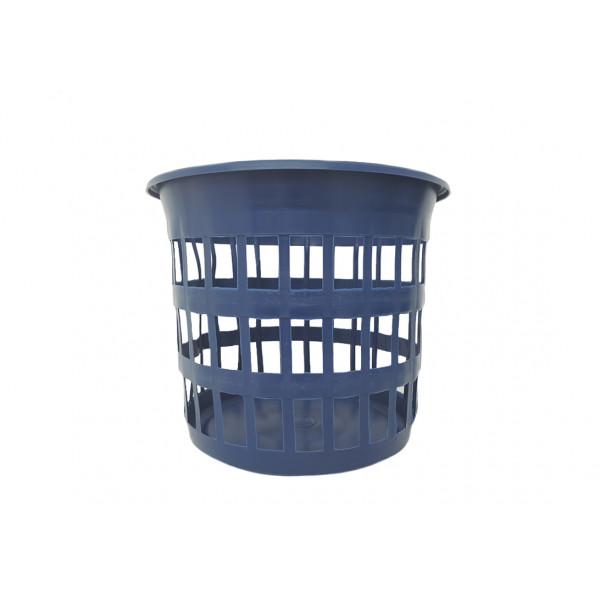 Cesto de Lixo Telado Azul - Ref. 209