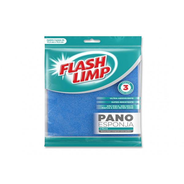 Pano Esponja - Ref. FLP6149