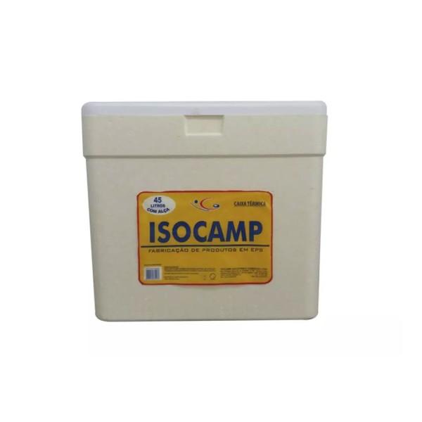 Caixa Térmica / Isopor 45 Litros - 040