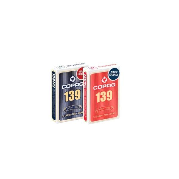 Cartas para Jogar PDR 139 Naipe Grande - Ref. 91024/91021