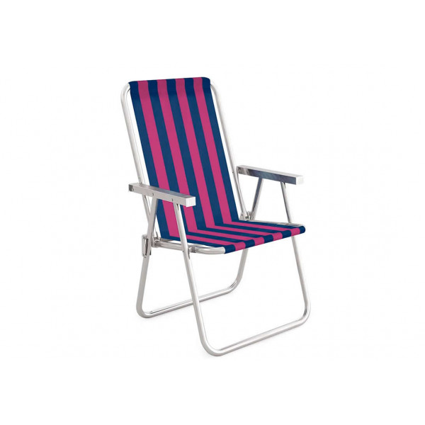 Cadeira Alta Conforto Alumínio - Ref.2136