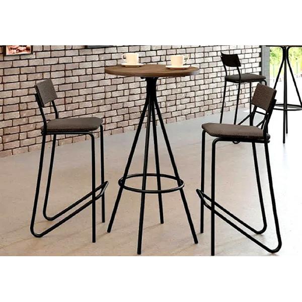 Conjunto Mesa Bistrô com 2 cadeiras - Ref. 157521294