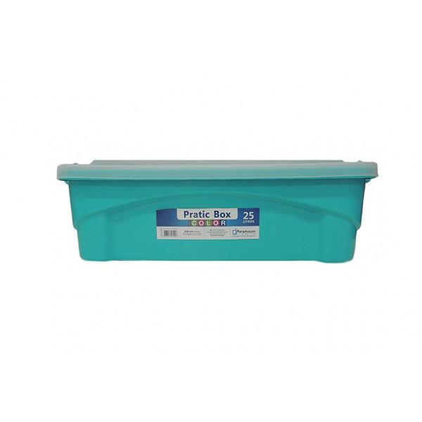 Caixa Organizadora Pratic Box Color - Ref. 700