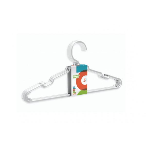 Cabide Infantil Baby Cristal - Ref. 730