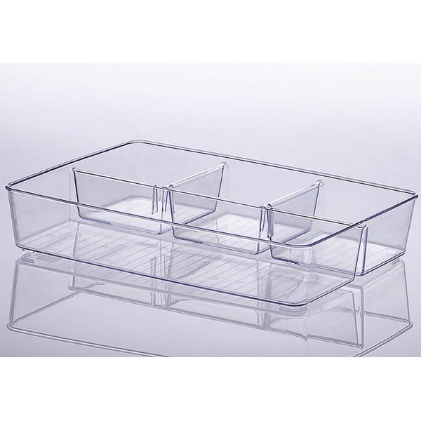 Organizador Diamond com Divisória Cristal - Ref. 905