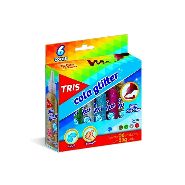 Kit Cola Glitter - Ref. 681436