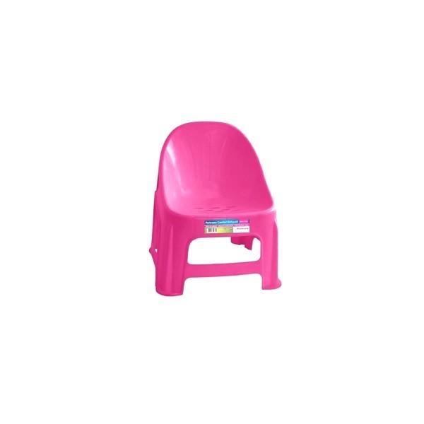 Poltrona Confort Infantil Rosa Pink - Ref. 329